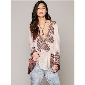 free people into the mystic boho top